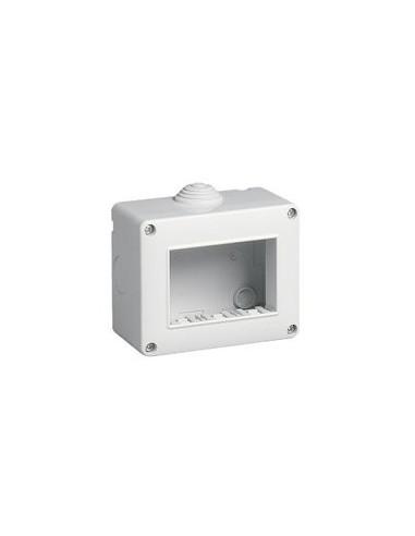 Vimar 14803 - contenitore 3M Eikon, Arké, Plana