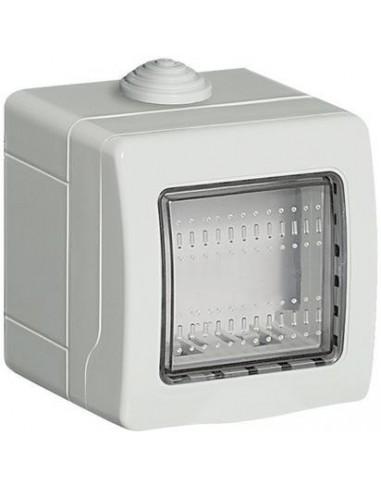 BTicino 24502 - contenitore 2M LivingLight, Luna