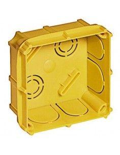 BTicino 16201 - scatola di derivazione da incasso 97x97x45