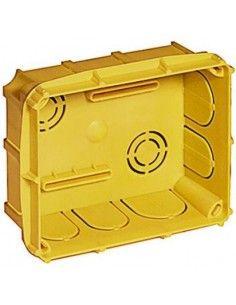 BTicino 16202 - scatola di derivazione da incasso 126x105x50
