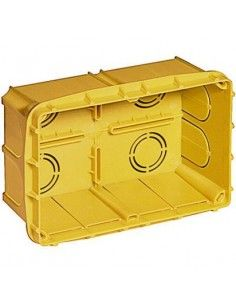 BTicino 16204 - scatola di derivazione da incasso 167x113x70