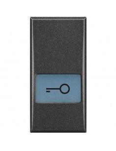 Axolute Scura - copritasto simbolo chiave