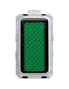BTicino 5060V Magic - portalampada con diffusore verde