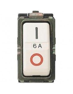 BTicino 5226S Magic - interruttore automatico magnetotermico 1P+N 6A