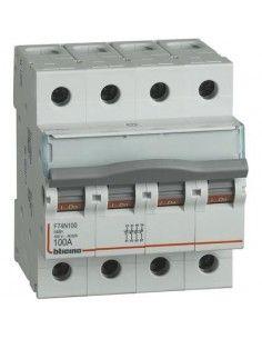 BTicino F74N100 - sezionatore 4P 100A