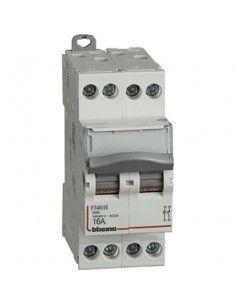 BTicino F74N16 - sezionatore 4P 16A