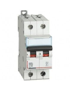 BTicino FA81NC50 Btdin - magnetotermico 1P+N C50