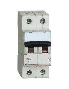 BTicino FA82C6 Btdin - magnetotermico 2P C6