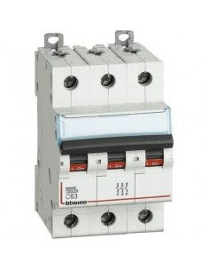 BTicino FA83C63 Btdin - magnetotermico 3P C63