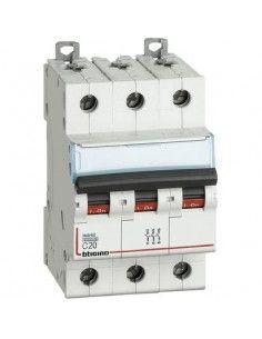 BTicino FN83C20 Btdin - magnetotermico 3P C20