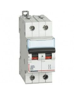 BTicino FN82D6 Btdin - magnetotermico 2P D6