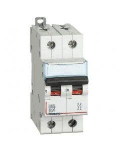 BTicino FN82D20 Btdin - magnetotermico 2P D20