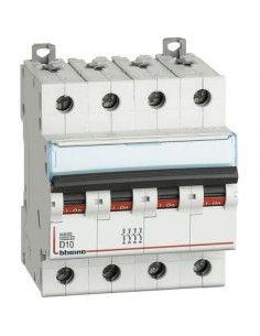BTicino FN84D10 Btdin - magnetotermico 4P D10