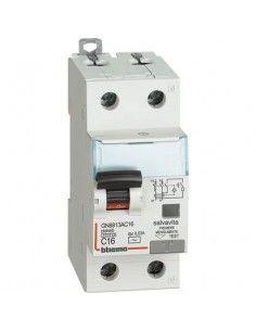 BTicino GN8813AC16 Btdin - magnetotermico differenziale AC 1P+N 16A 30mA