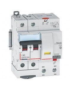 BTicino GN823AC40 Btdin - magnetotermico differenziale AC 1P+N 40A 30mA