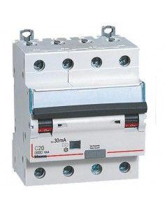 BTicino GN8843AC20 Btdin - magnetotermico differenziale AC 4P 20A 30mA