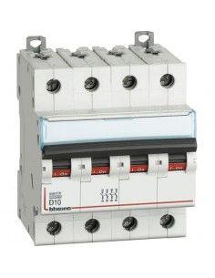 BTicino FH84D10 Btdin - magnetotermico 4P D10