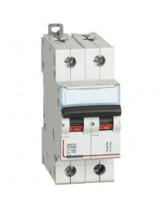 BTicino FH81NC10 Btdin - magnetotermico 1P+N C10