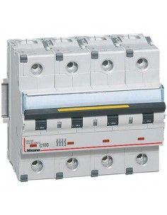 BTicino FT84C100 Btdin - magnetotermico 4P C100