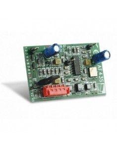 Came 001AF43S - scheda radiofrequenza ad innesto 433.92 MHz