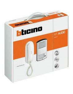 BTicino 366811 - kit audio monofamiliare LINEA 2000 - SPRINT L2