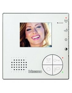 BTicino 344502 - videocitofono vivavoce CLASSE 100V12B