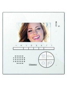 BTicino 344522 - videocitofono vivavoce CLASSE 100V12E
