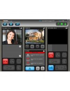 BTicino 346300 - software per centralino di portineria