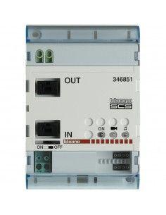 BTicino 346851 - interfaccia di espansione impianto 4M