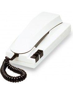 BTicino 600WS - citofono Terraneo bianco