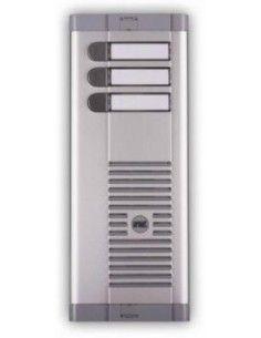 Urmet 925/103 - pulsantiera monoblocco 3 pulsanti serie 925