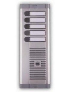 Urmet 925/105 - pulsantiera monoblocco 5 pulsanti serie 925