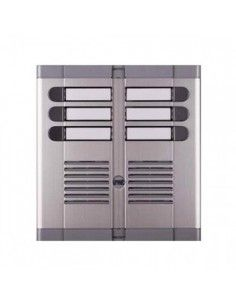 Urmet 925/206 - pulsantiera monoblocco 6 pulsanti serie 925