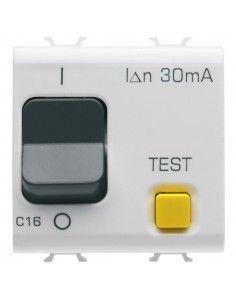 Gewiss GW10489 Chorus - magnetotermico differenziale 1P+N 16A 30mA
