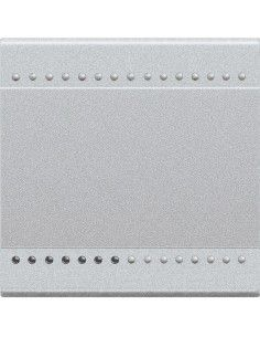 BTicino NT4915M2N LivingLight - copritasto neutro illuminabile 2M