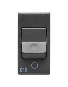 Gewiss GW21436 System - interruttore magnetotermico 1P+N 16A