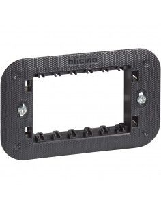BTicino K4703 Living Now - supporto 3 moduli