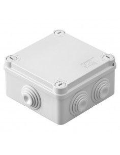 Gewiss GW44024 - cassetta derivazione con passacavi 100x100x50