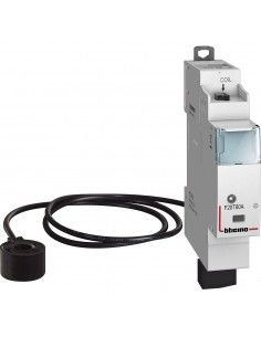 BTicino F20T60A Living Now - misuratore DIN connesso