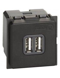 BTicino K4285C2 Living Now - caricatore USB doppio tipo A