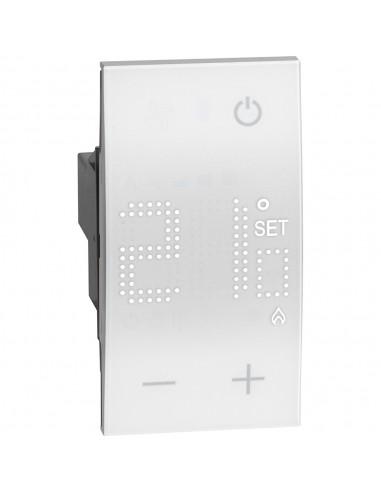 Bticino kw4441 living now vendita termostato ambiente for Istruzioni termostato bticino