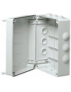 Vimar V55109 - scatola da parete con passacavi 300x220x120