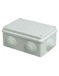 Vimar V55105 - scatola da parete con passacavi 120x80x50