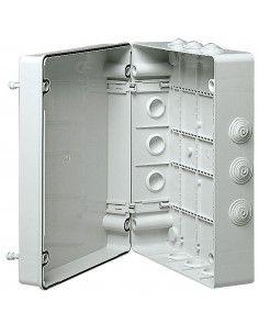 Vimar V55110 - scatola da parete con passacavi 380x300x120