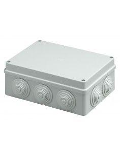 Vimar V55107 - scatola da parete con passacavi 190x140x70