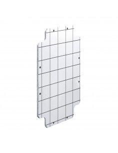 Gewiss GW44625 - piastra di fondo in materiale isolante per cassetta 190x140