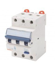 Gewiss GW94149 - magnetotermico differenziale AC 3P 25A 30mA
