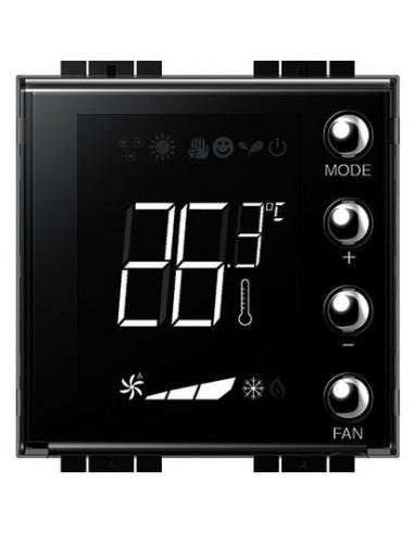 BTicino LN4691 LivingLight - termostato da incasso 2M