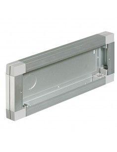 BTicino 392131 - contenitore per quadro display 12,24 e 60 chiamate allmetal