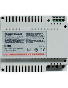 BTicino 392100 - alimentatore 230Vac per centrali di chiamate